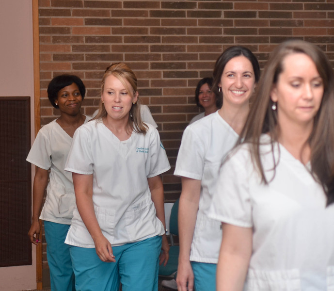 School of Nursing Capping Ceremony